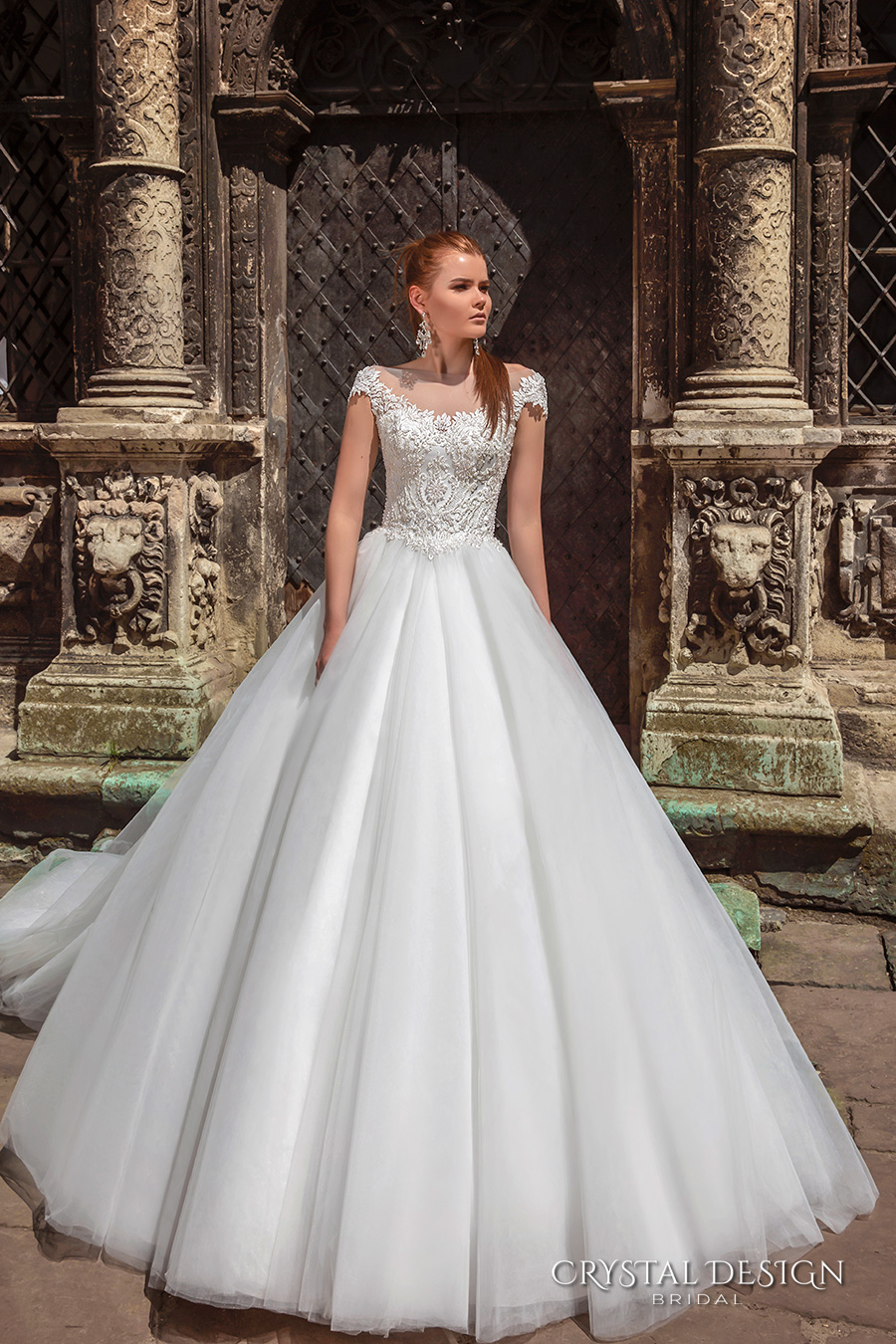 d248221716 Crystal Design 2016 Wedding Dresses | Wedding Inspirasi