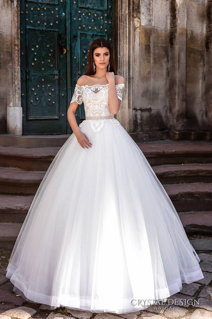 Trubridal Wedding Blog | Crystal Design 2016 Wedding Dresses ...