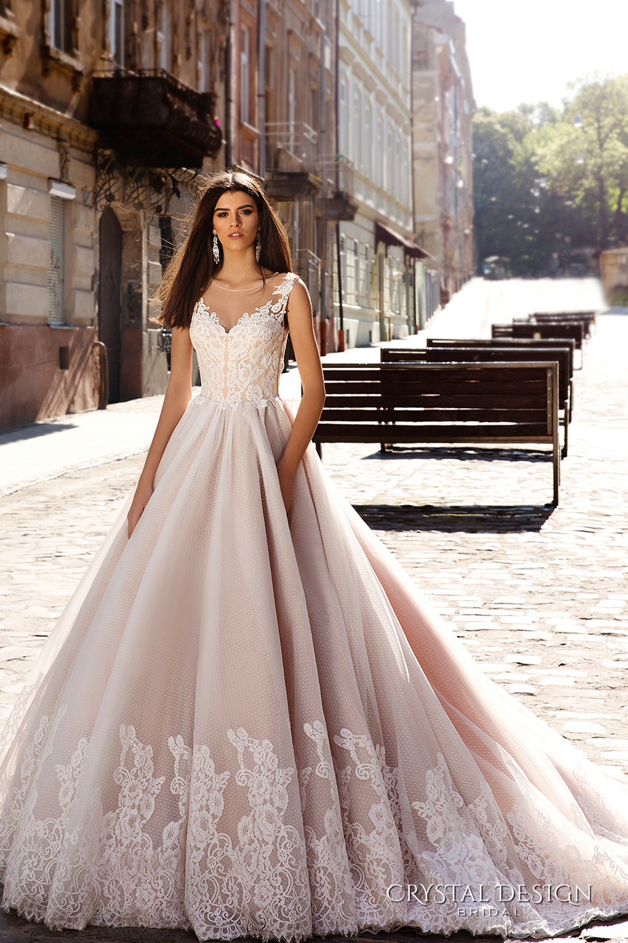 Shabby Chic Wedding Gowns