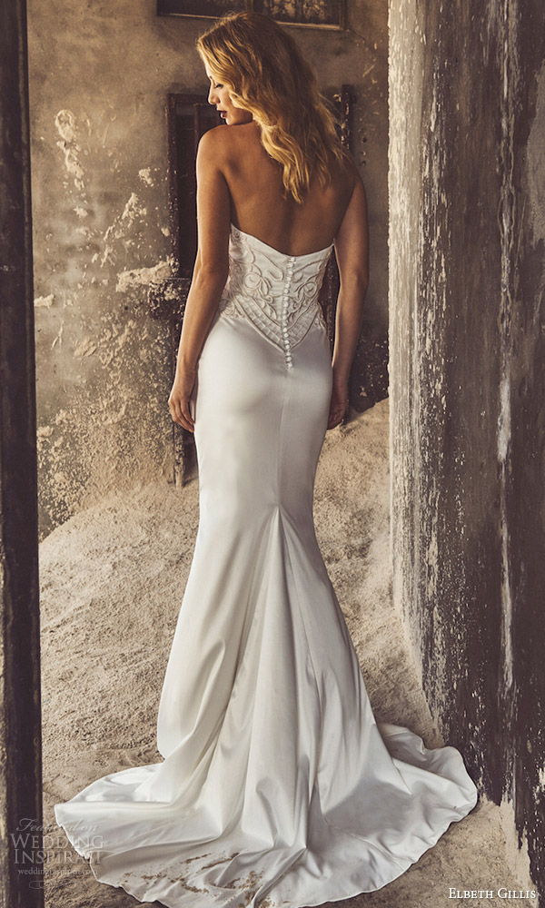 Wedding Dresses 2017 For Mens : Elbeth gillis wedding dresses luxury bridal