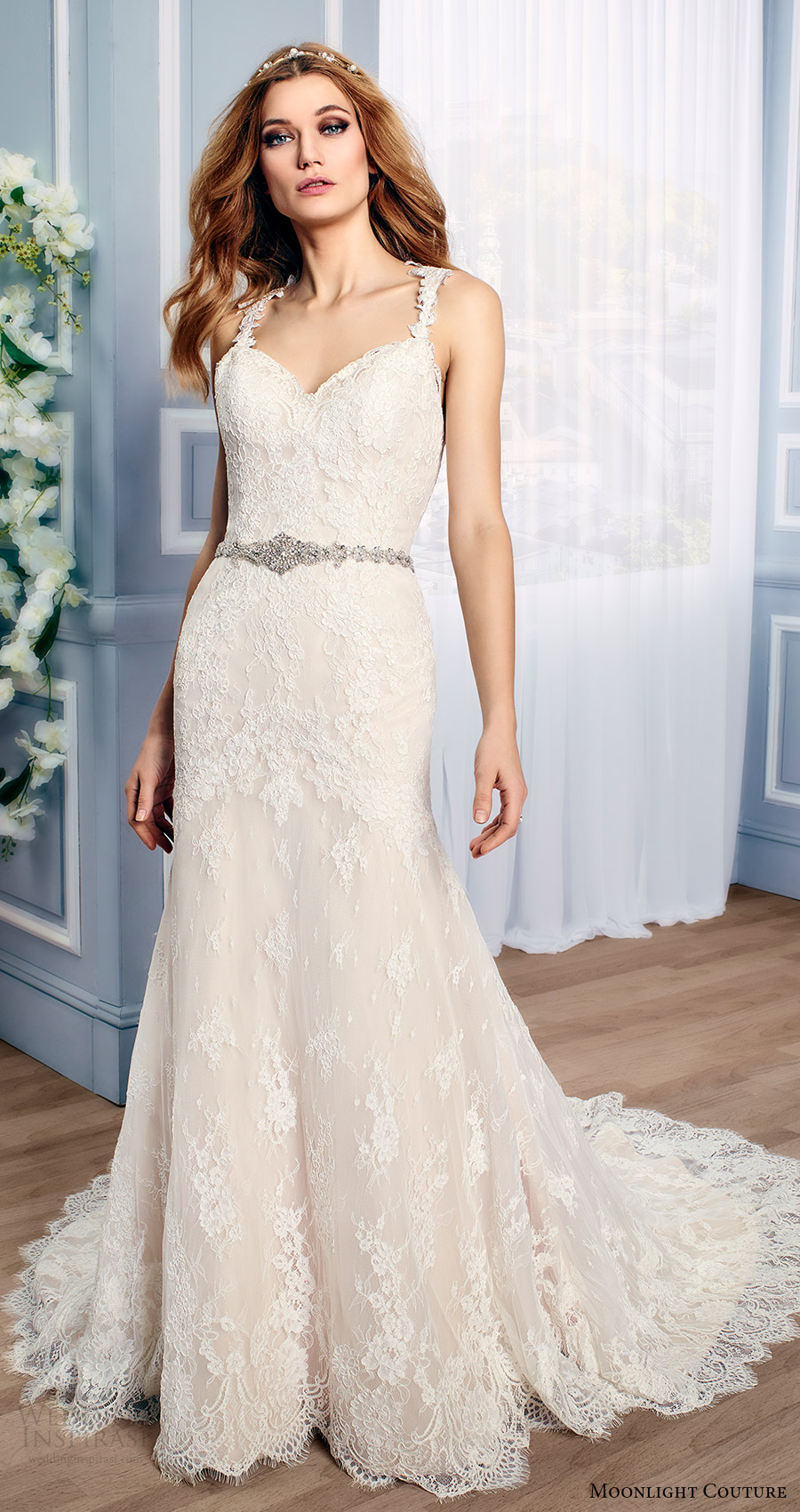 Plus Size Mermaid Wedding Gowns 74 Vintage moonlight couture bridal fall