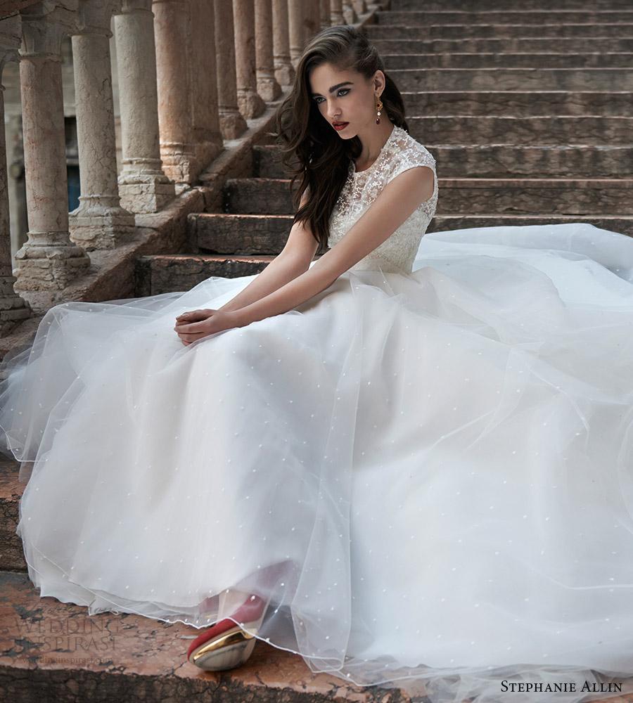 Stephanie Allin 2017 Wedding Dresses
