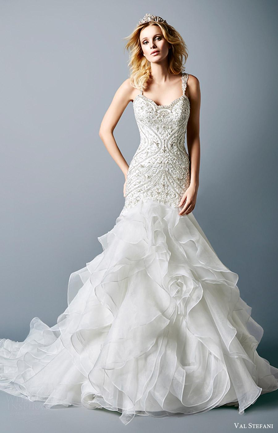 Gothic Style Wedding Dresses 59 Ideal val stefani bridal fall