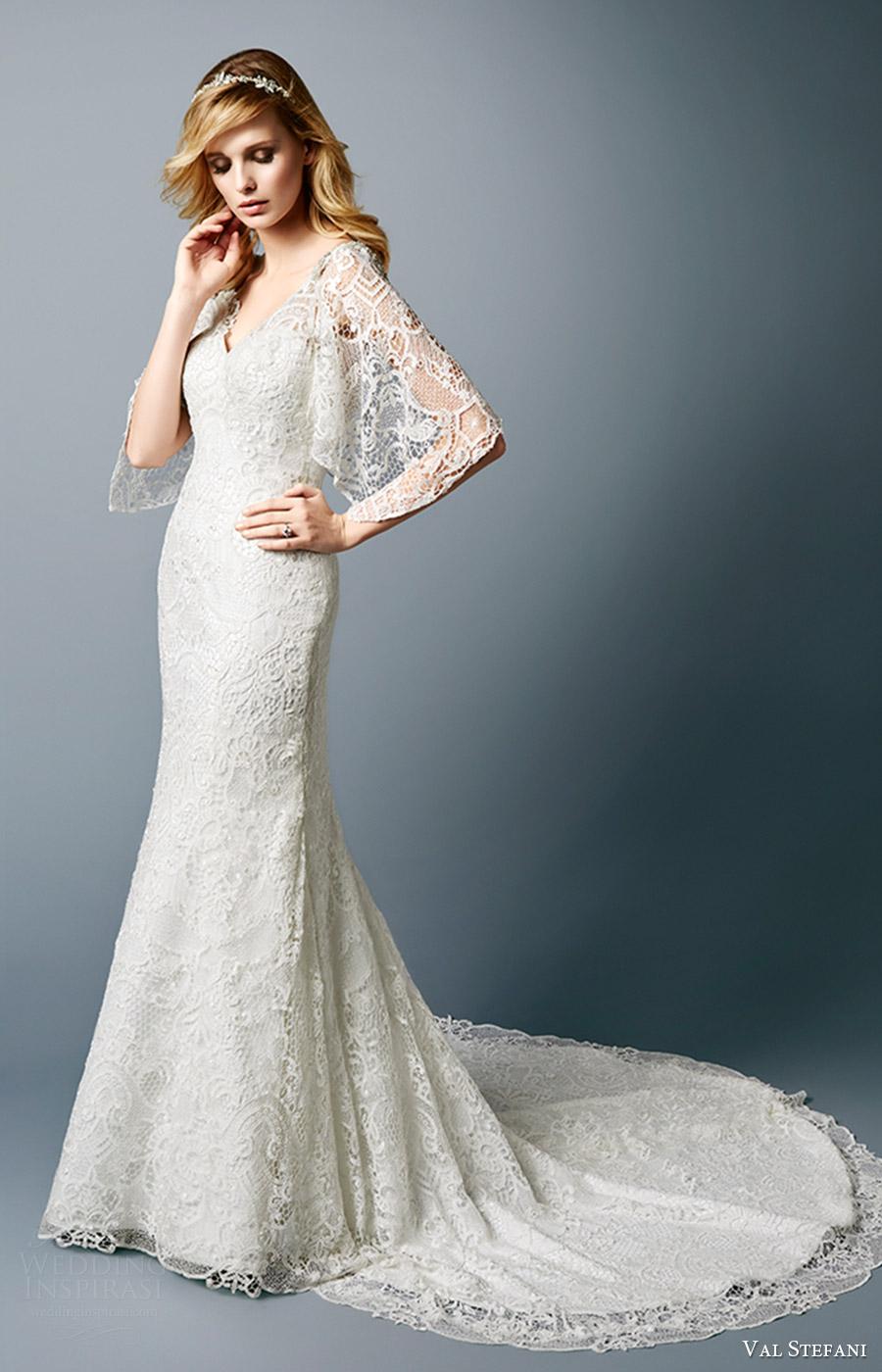 Gothic Style Wedding Dresses 72 Fancy val stefani bridal fall