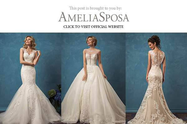 amelia sposa 2017 bridal collection sponsored blog post wedding inspirasi