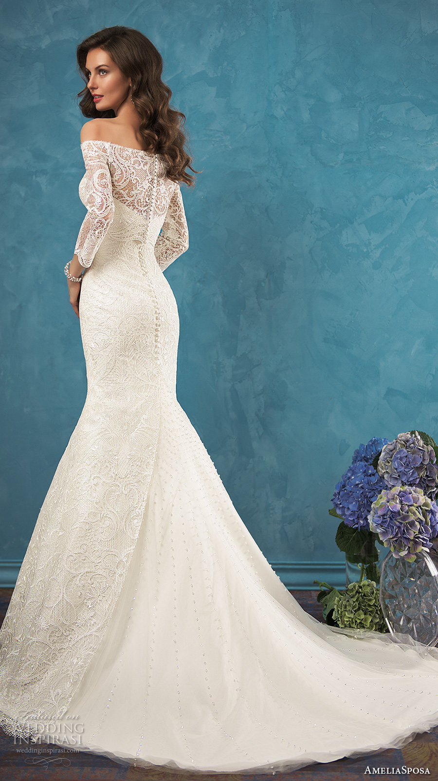 Amelia Sposa 2017 Wedding Dresses Wedding Inspirasi