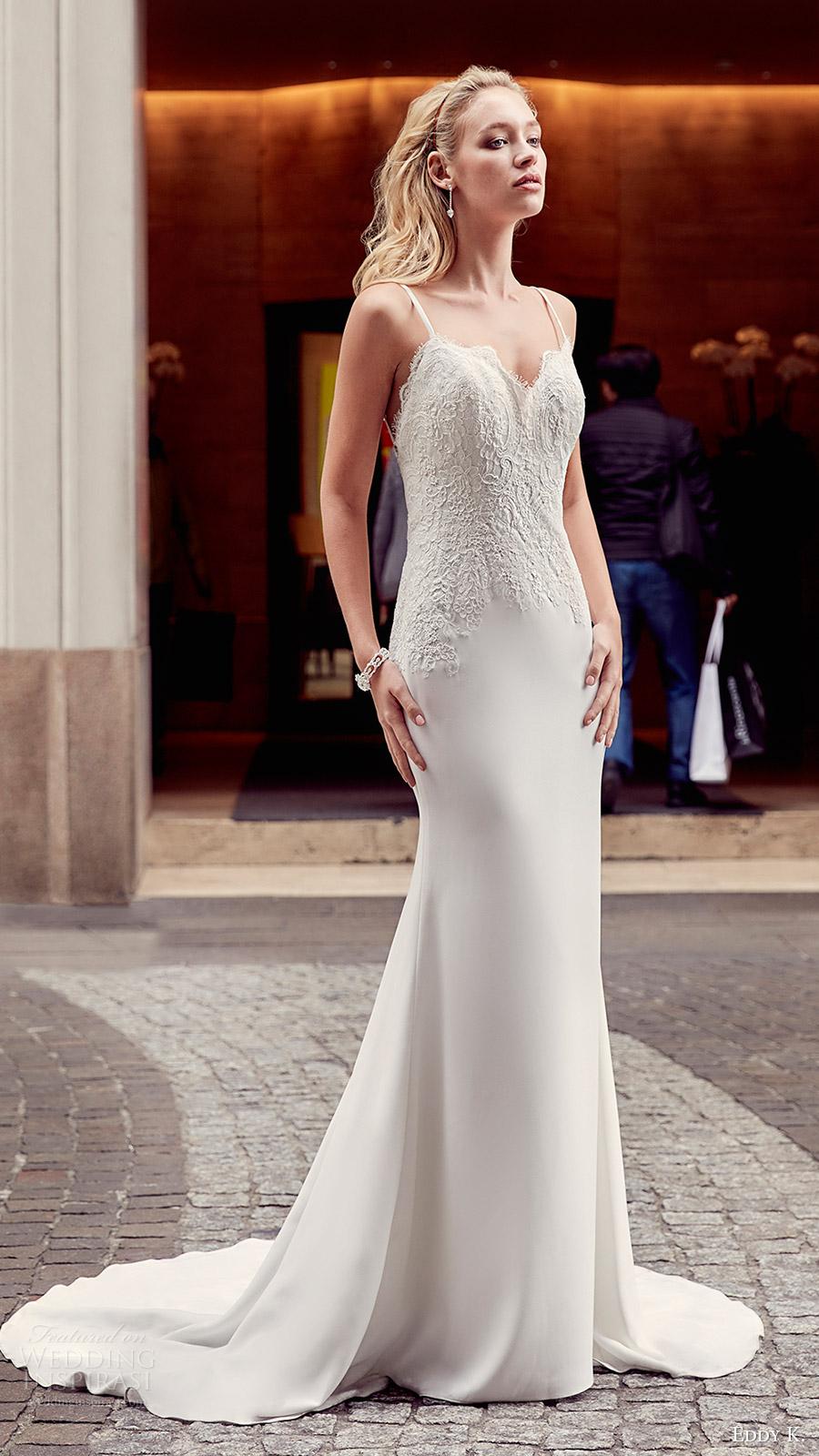 Eddy K Wedding Dresses Milano Collection