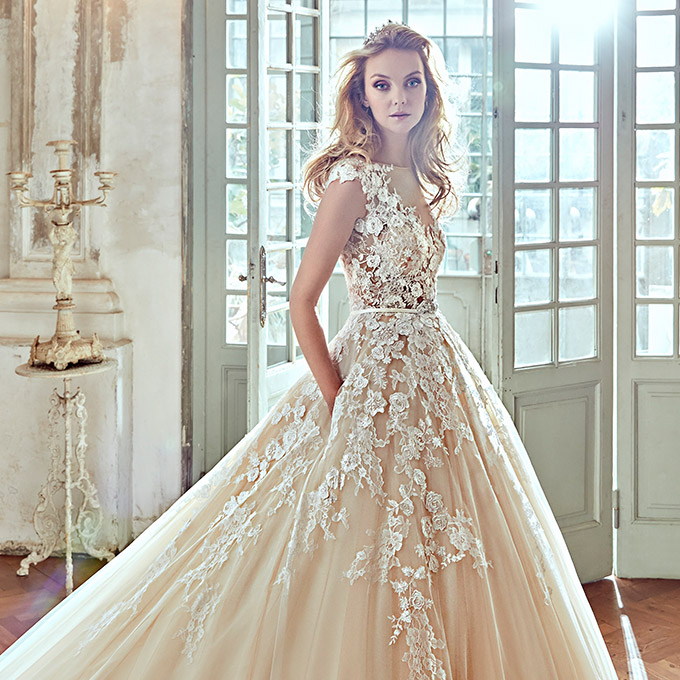 Popular wedding dresses in 2016 part 1 ball gowns a for Best stores for dresses for weddings