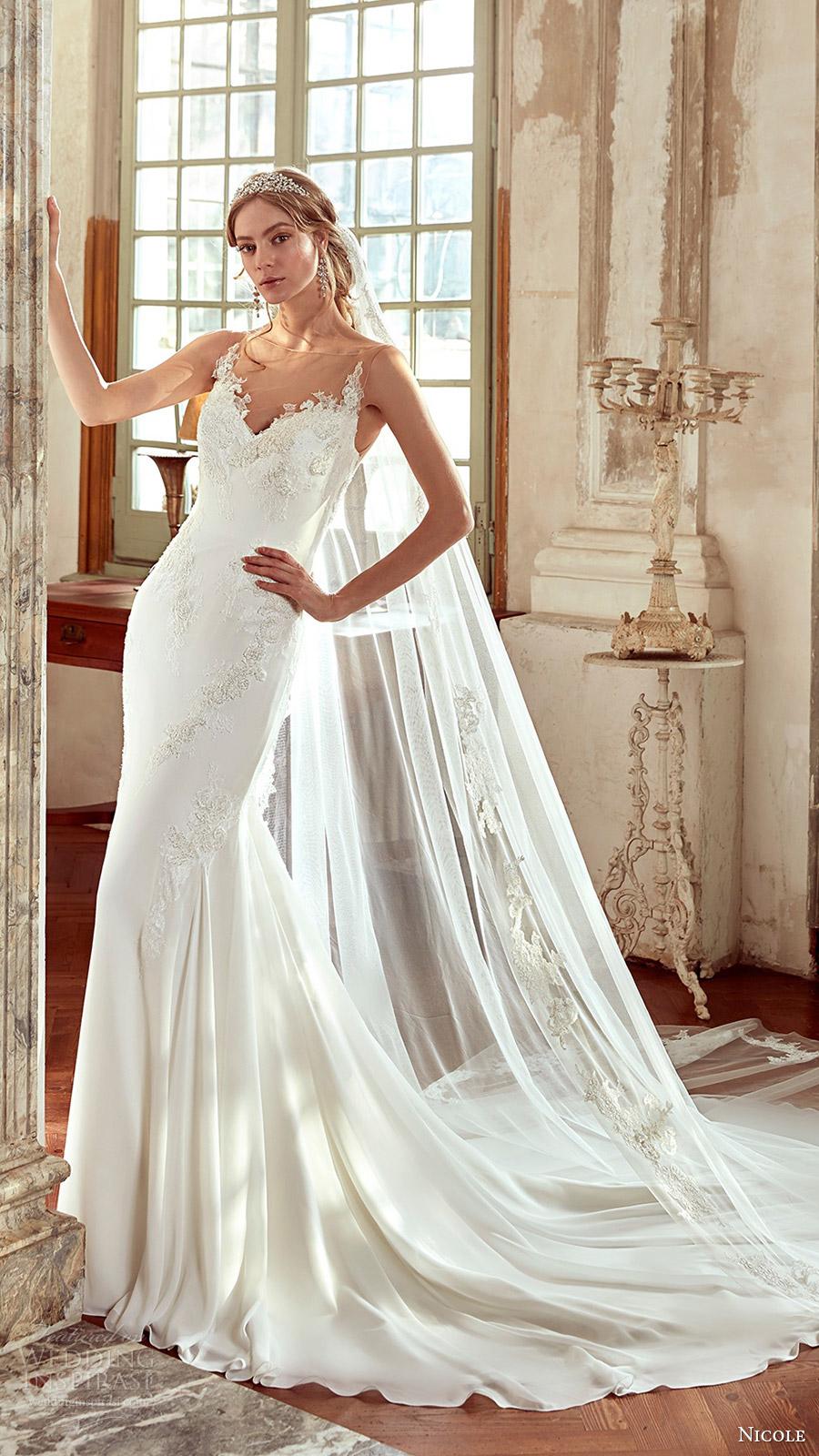 Nicole 2017 wedding dresses wedding inspirasi for Trisha yearwood wedding dress