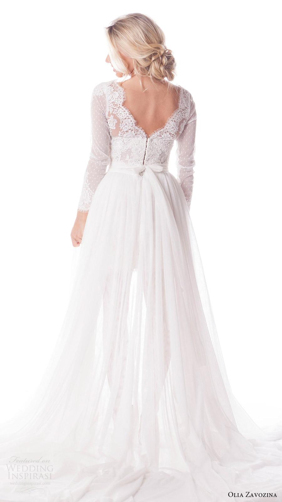 Sherri Hill Wedding Dresses 6 Vintage olia zavozina bridal spring