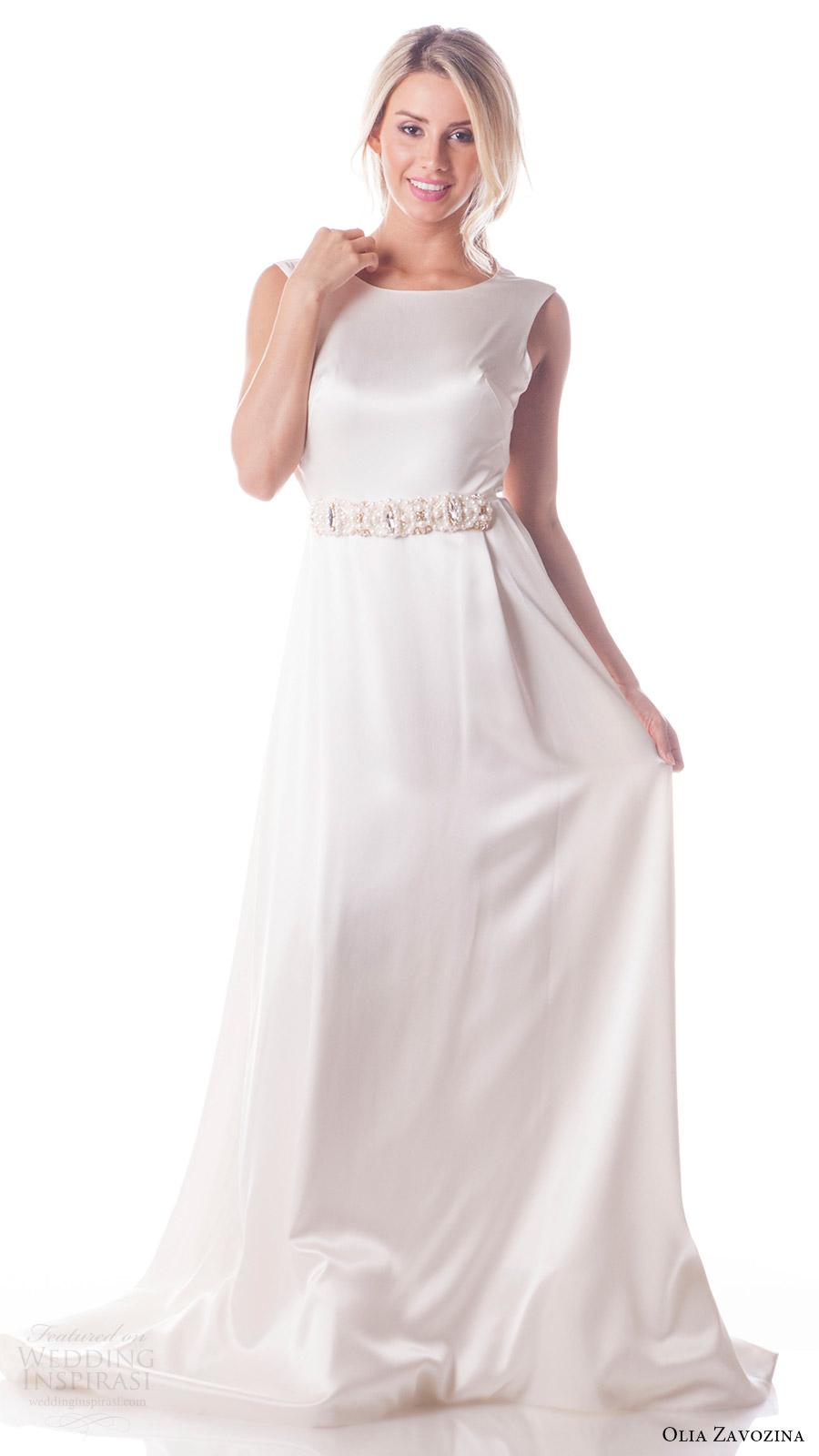 Customize A Wedding Dress 71 Inspirational olia zavozina bridal spring
