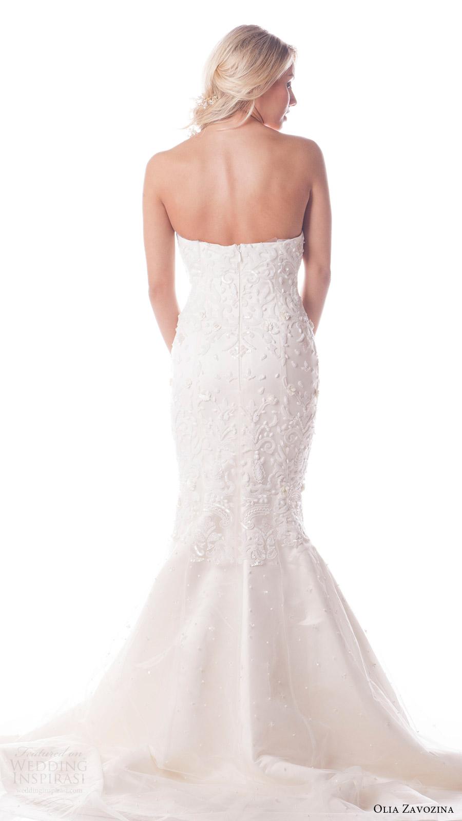 Sherri Hill Wedding Dresses 10 Trend olia zavozina bridal spring