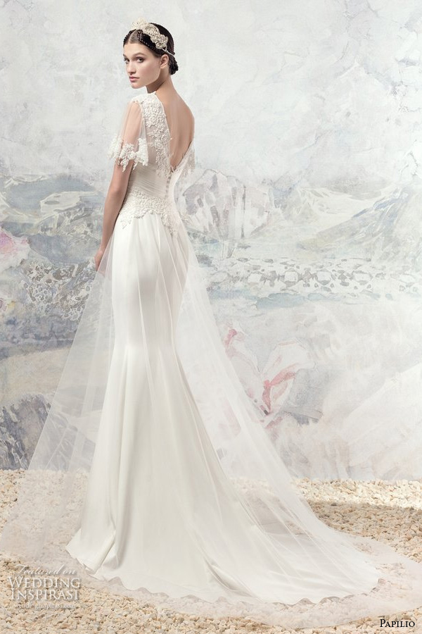 Fit And Flare Wedding Gowns 34 Great papilio bridal lace half