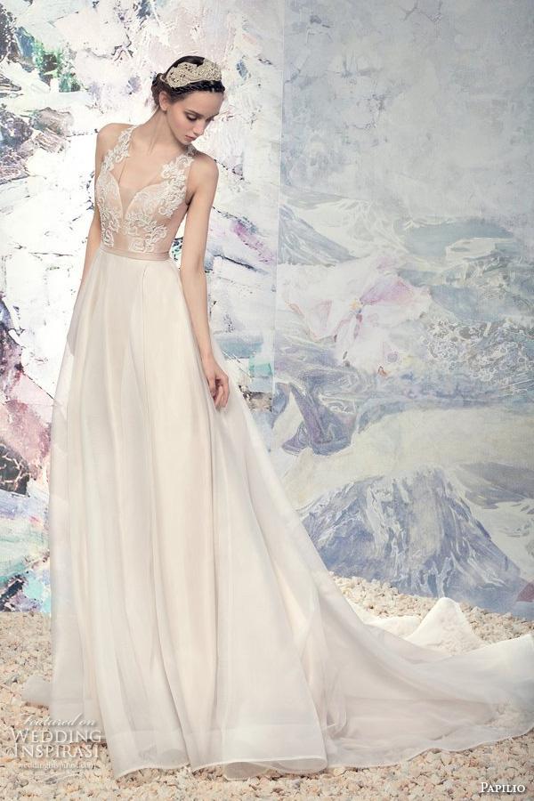 Wedding Dresses For   Missouri : Papilio wedding dresses swan princess bridal