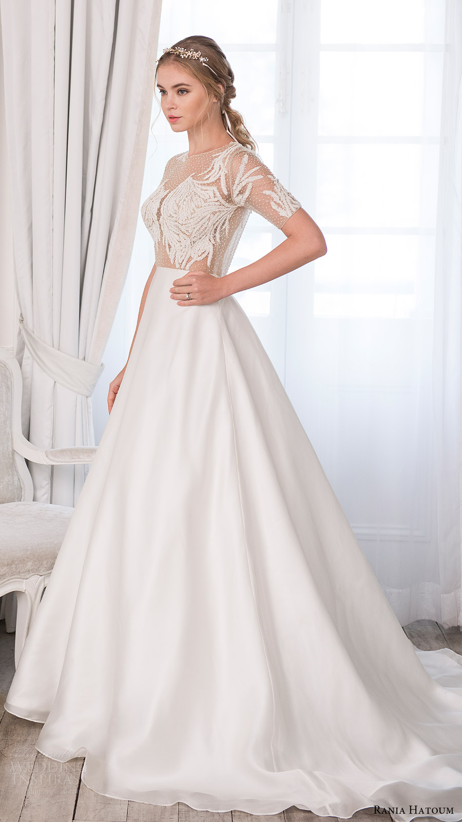 Unique Lace Wedding Dresses