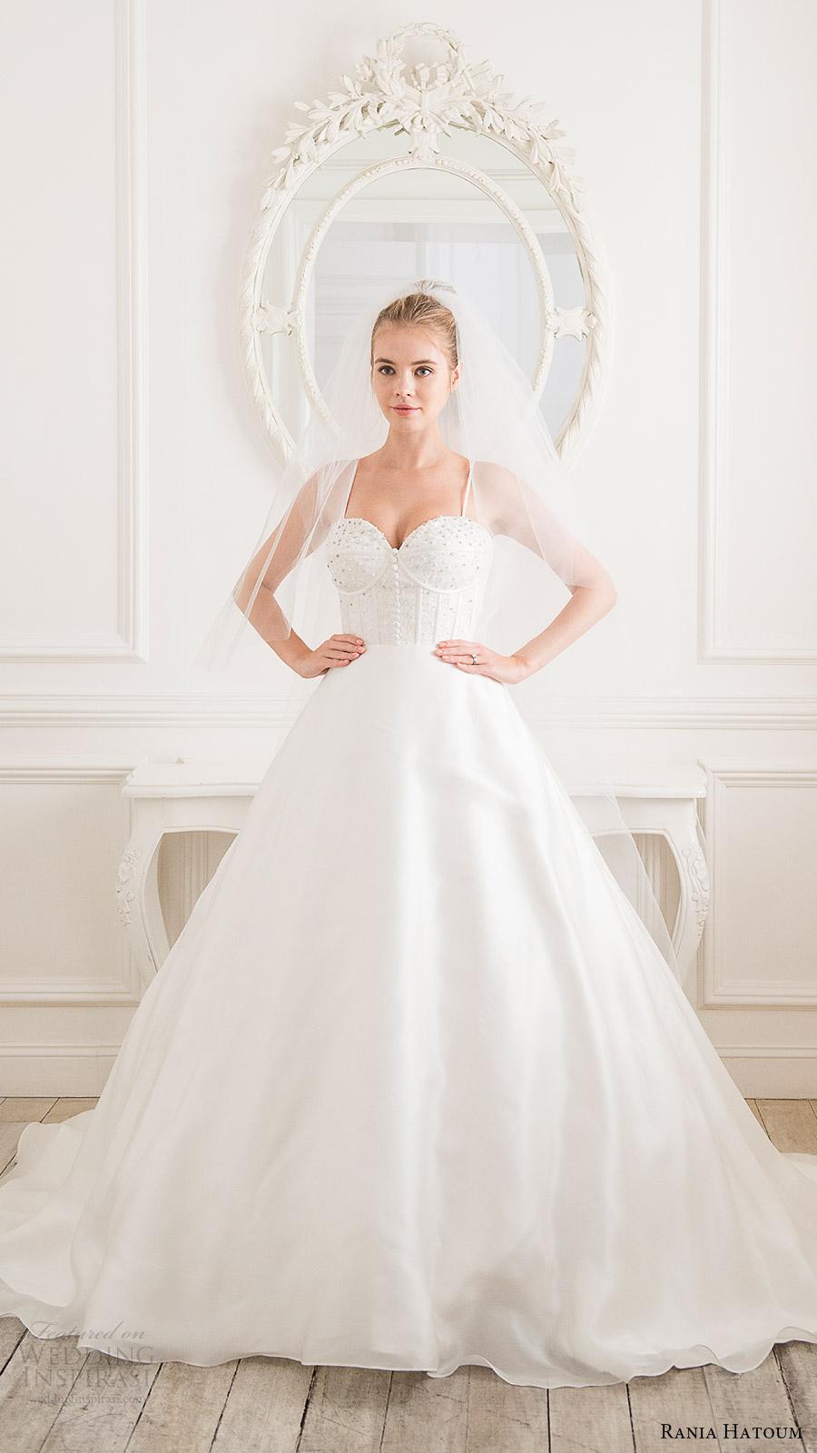Victorian Wedding Dresses 73 Great rania hatoum bridal spring