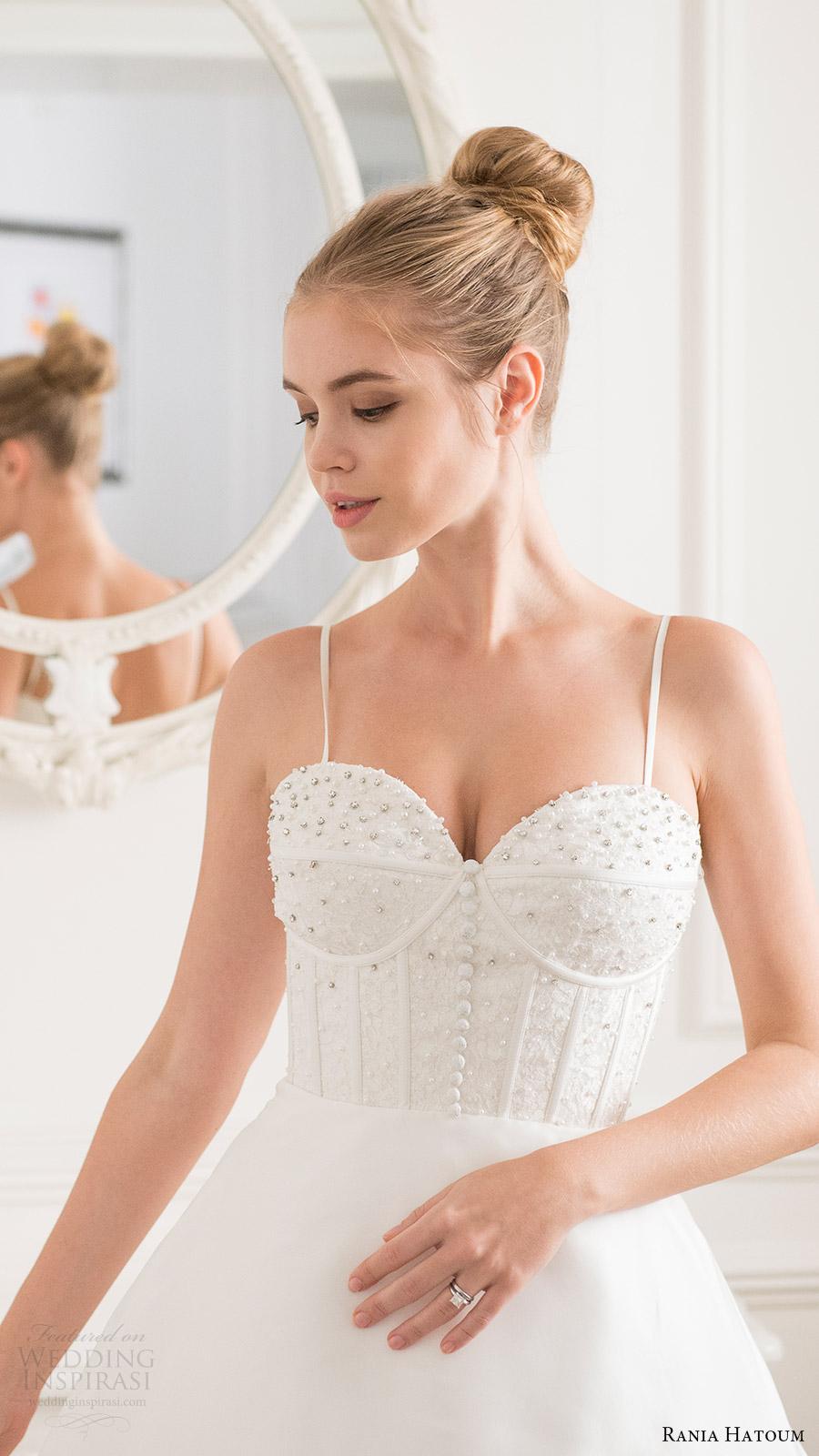 Victorian Wedding Dresses 39 Lovely rania hatoum bridal spring