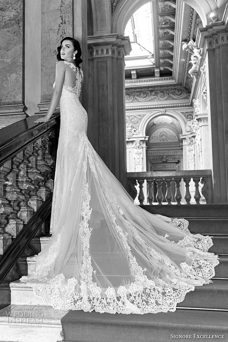 Maison Signore 2017 Wedding Dresses - BridalPulse