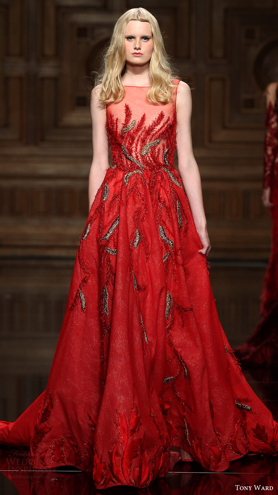 Red And Black Wedding Dresses 55 Luxury tony ward couture fall