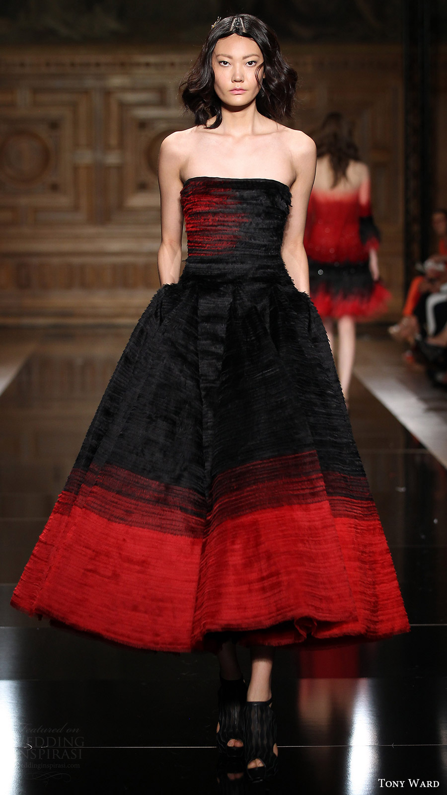 Tony Ward Fall/Winter 2016-2017 Couture Collection ...