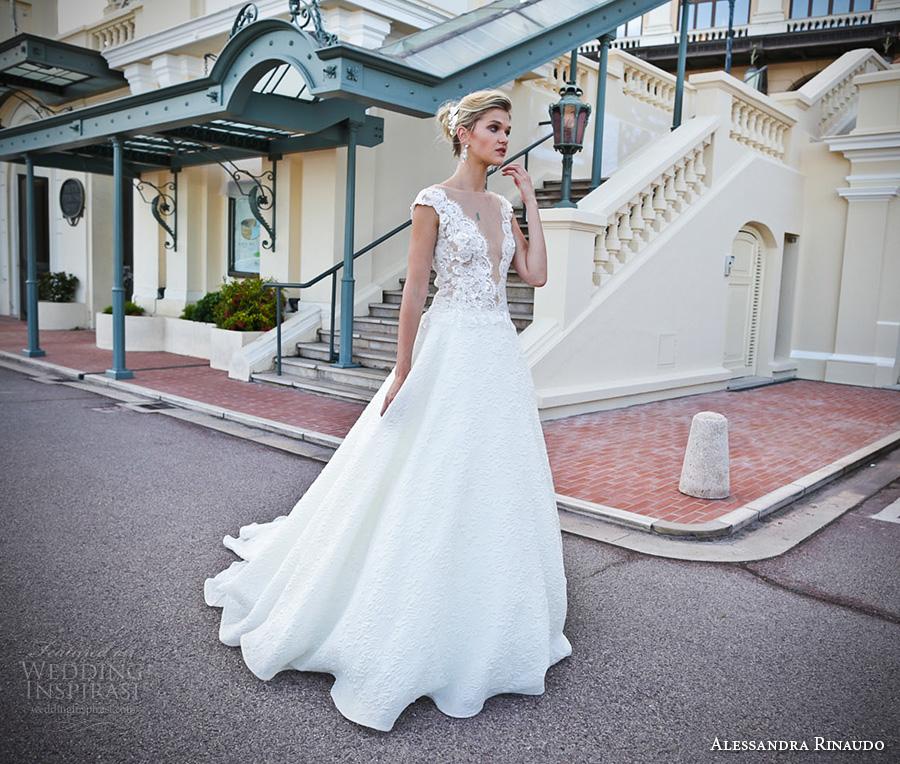 Wedding Dress Catalogue 24 Spectacular alessandra rinaudo bridal cap