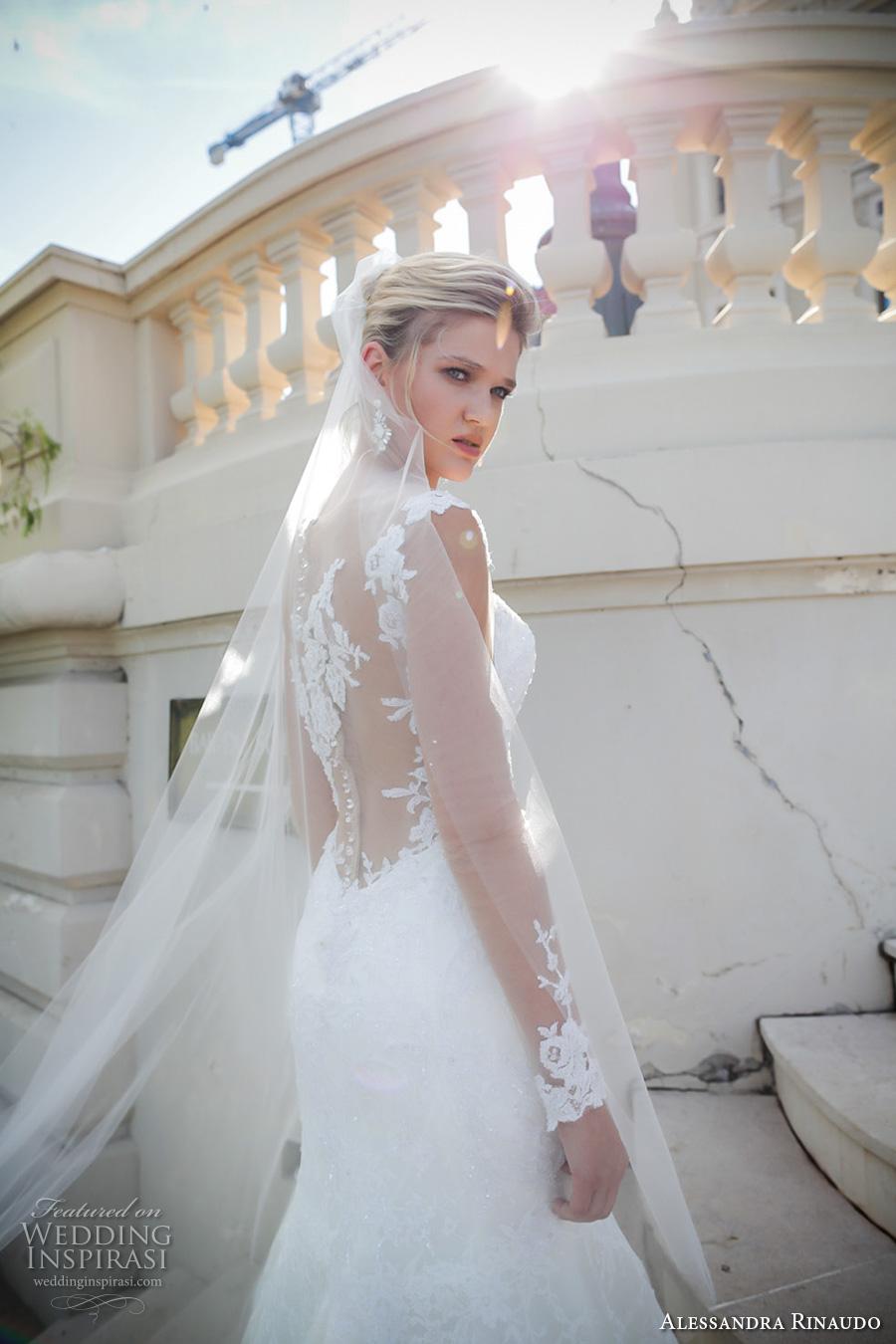 Korean Style Wedding Dress 91 Simple alessandra rinaudo bridal cap