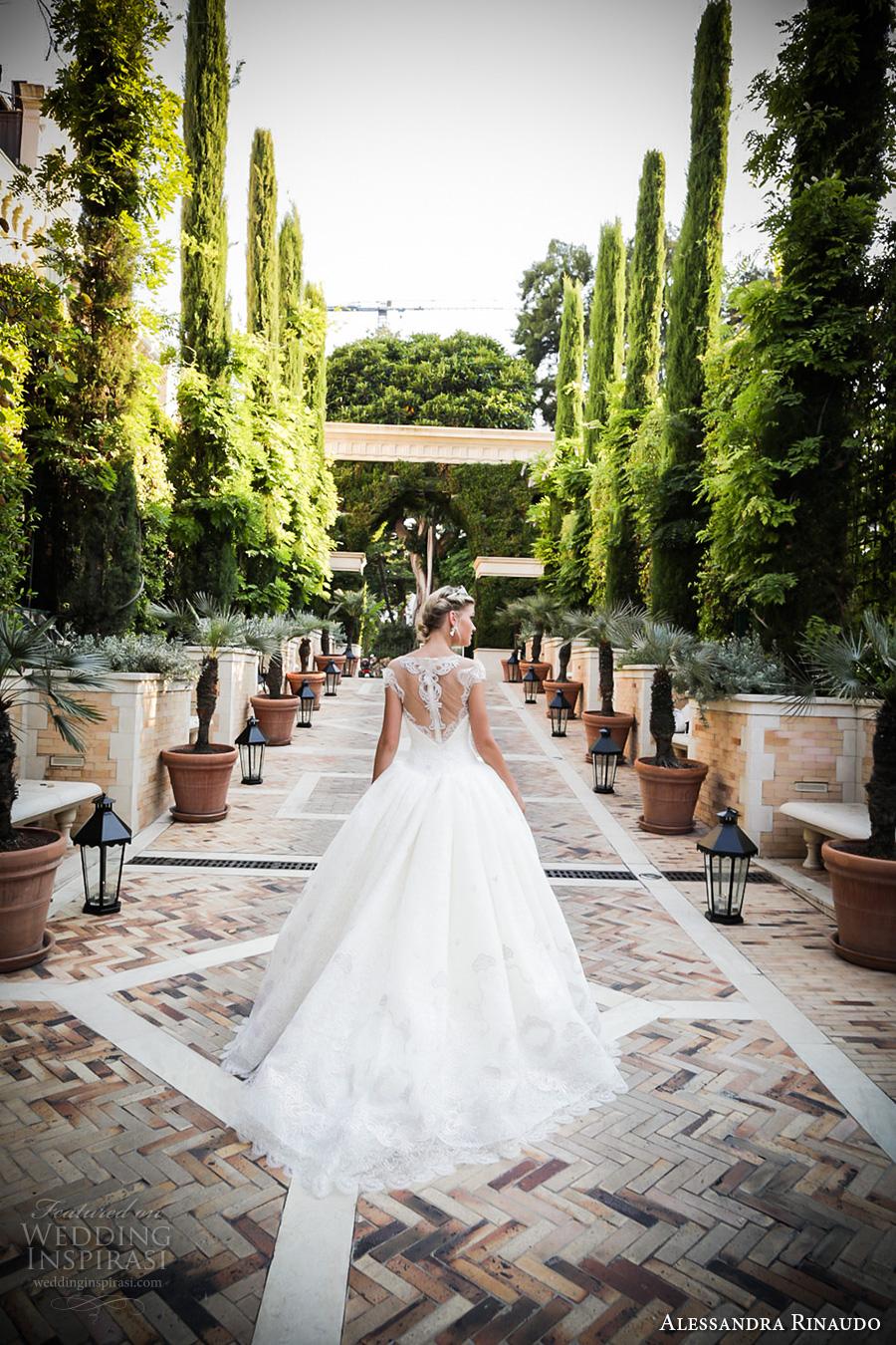 3c18039af4da alessandra rinaudo 2017 bridal cap sleeves sweetheart neckline heavily  embellished bodice princess ball gown wedding dress
