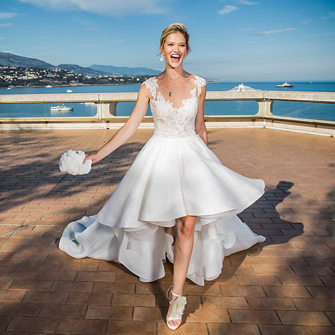 5f9566d92538 Alessandra Rinaudo Bridal Couture 2017 Wedding Dresses
