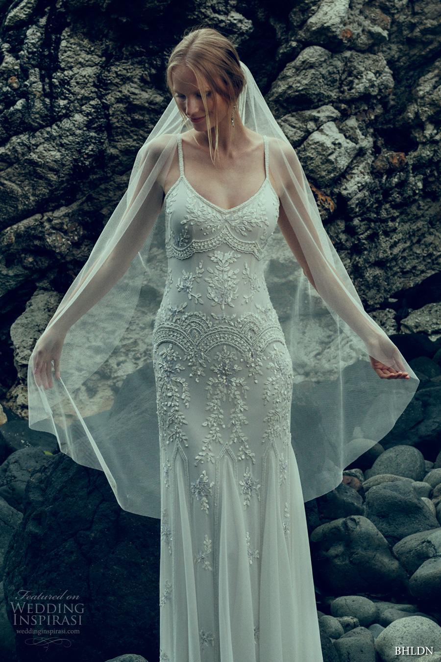 Wedding Dresses Bhldn 44 Great bhldn fall bridal spagetti
