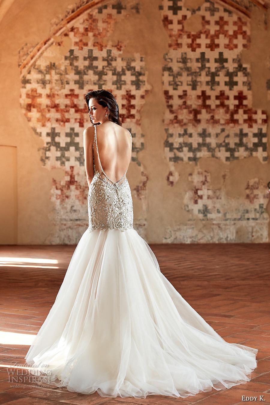 Glamorous Mermaid Wedding Dresses 33 Unique eddy k couture bridal