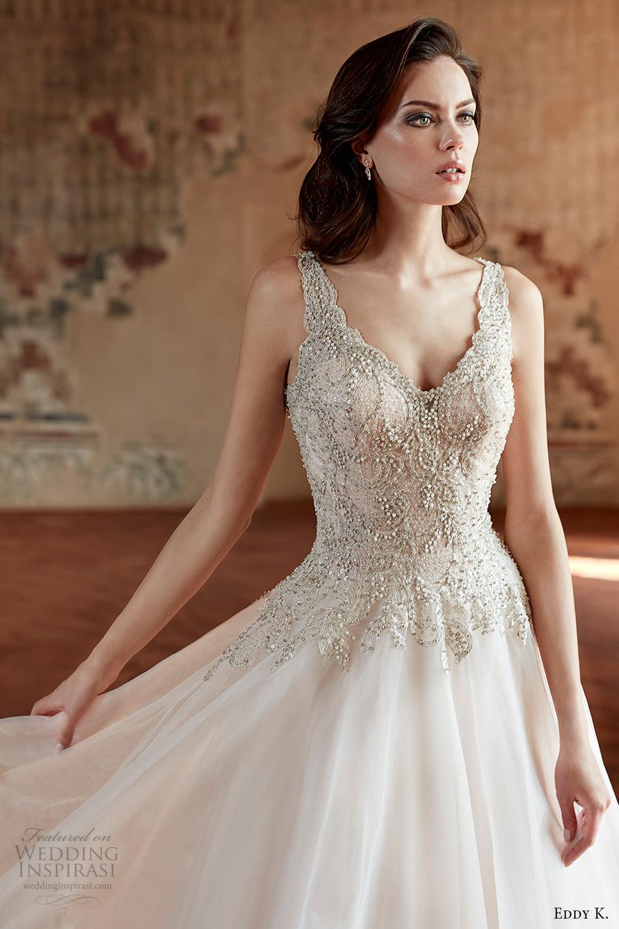 Wedding Dresses Beaded 84 Stunning eddy k couture bridal
