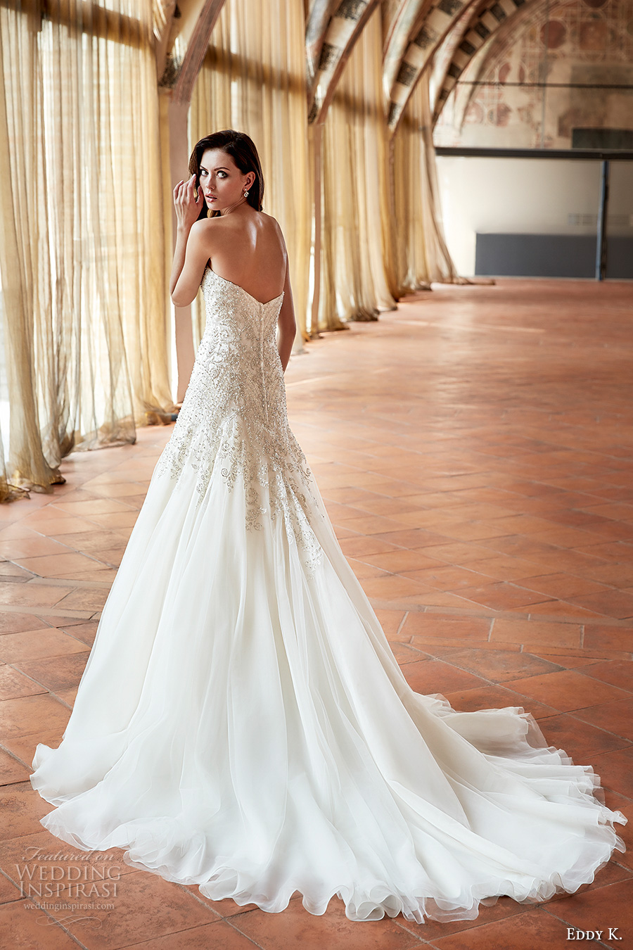 Paloma Blanca Wedding Dresses For Sale 82 Vintage eddy k couture bridal