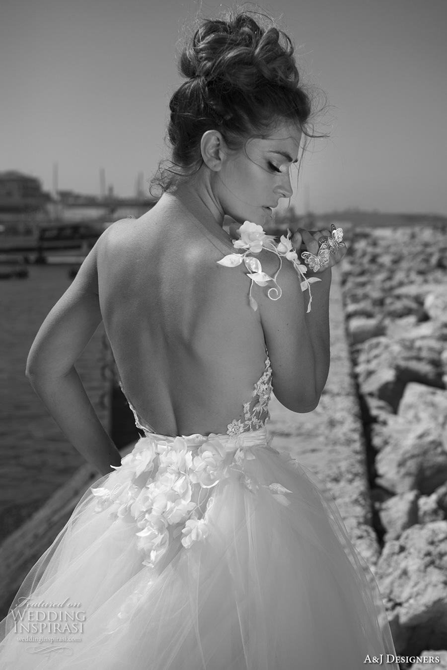 Wedding Dresses One Shoulder 45 Popular julie vino a j