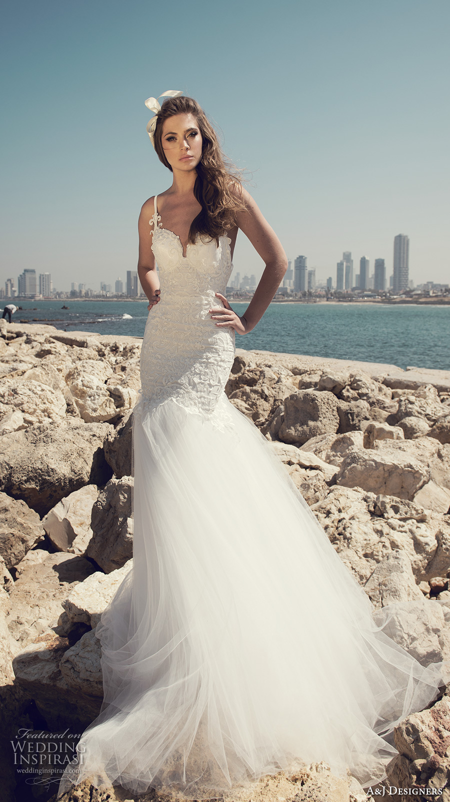 A j designers 2017 wedding dresses wedding inspirasi for Sexy designer wedding dresses