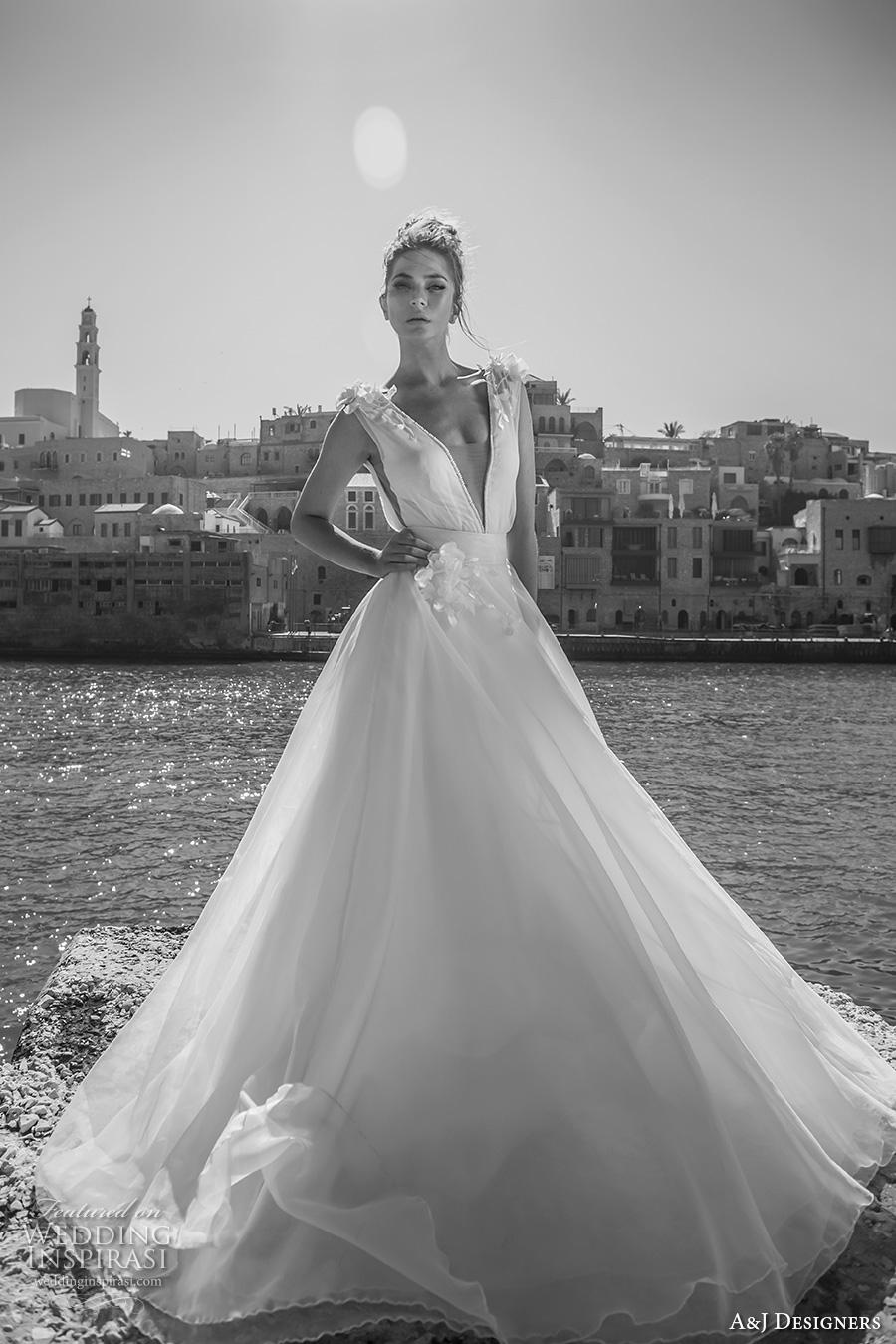 Low Open Back Wedding Dresses 88 Simple julie vino a j