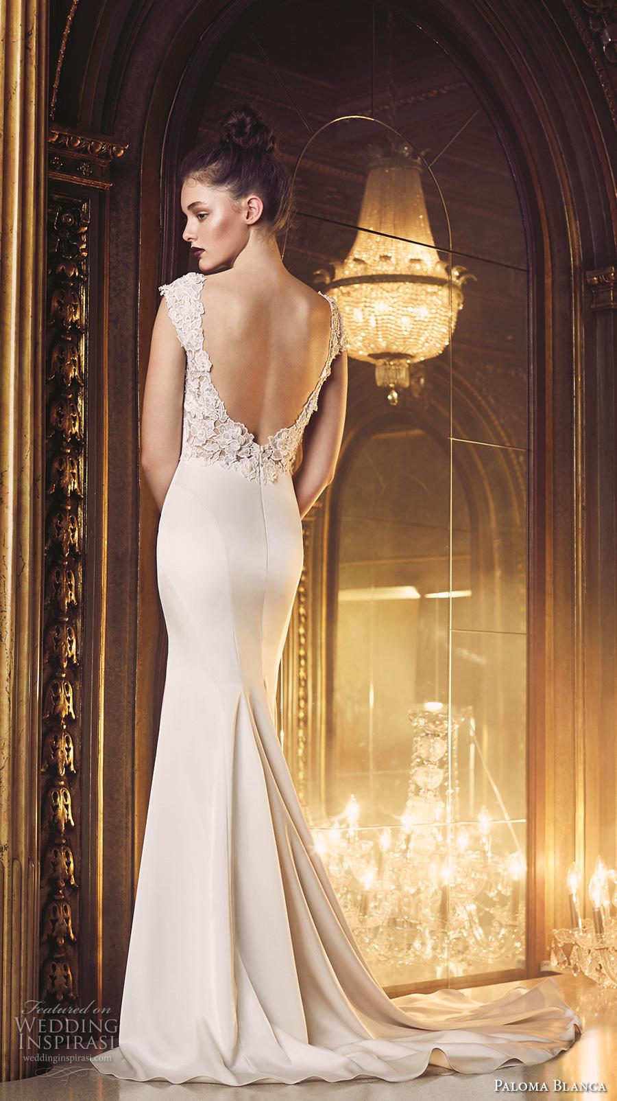 Simple Wedding Dress Pattern 59 Awesome paloma blanca fall bridal