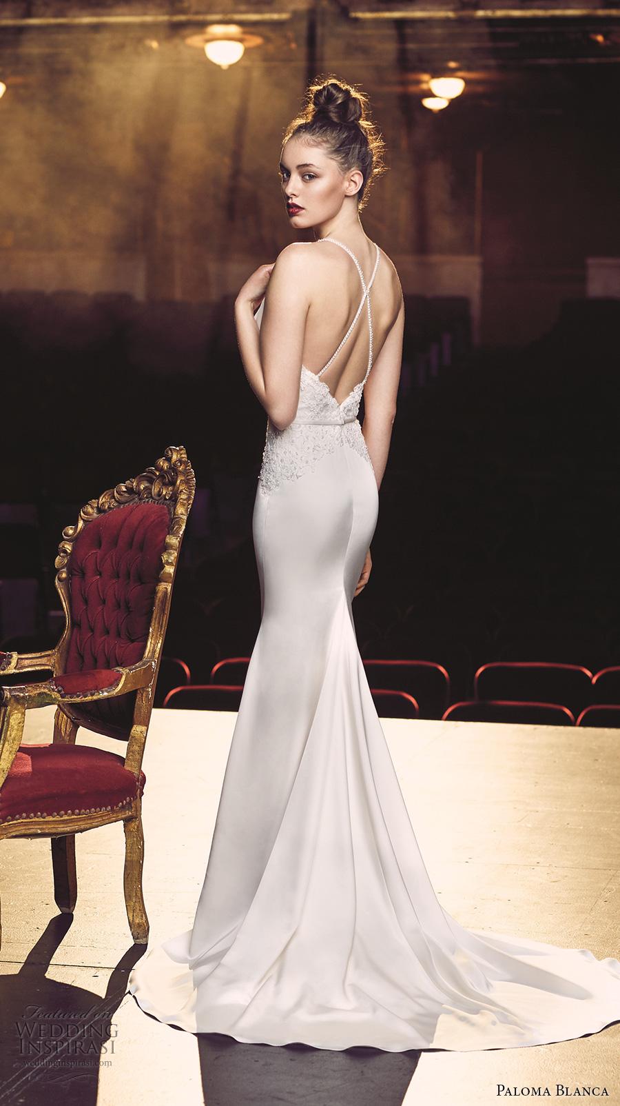 Simple Wedding Dress Pattern 95 Stunning paloma blanca fall bridal