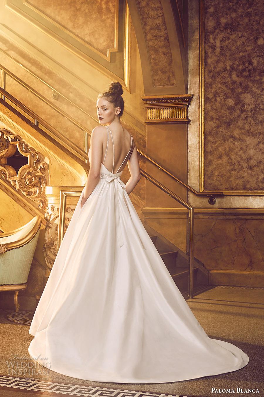 Simple Wedding Dress Pattern 61 Inspirational paloma blanca fall bridal