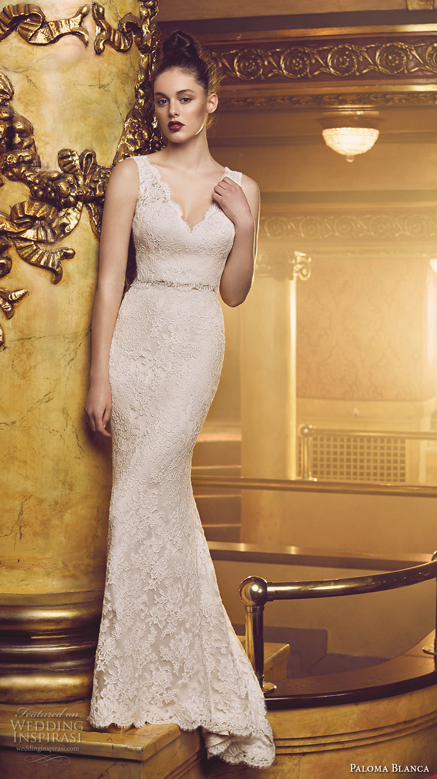 Orange Wedding Gown 60 Elegant paloma blanca fall bridal
