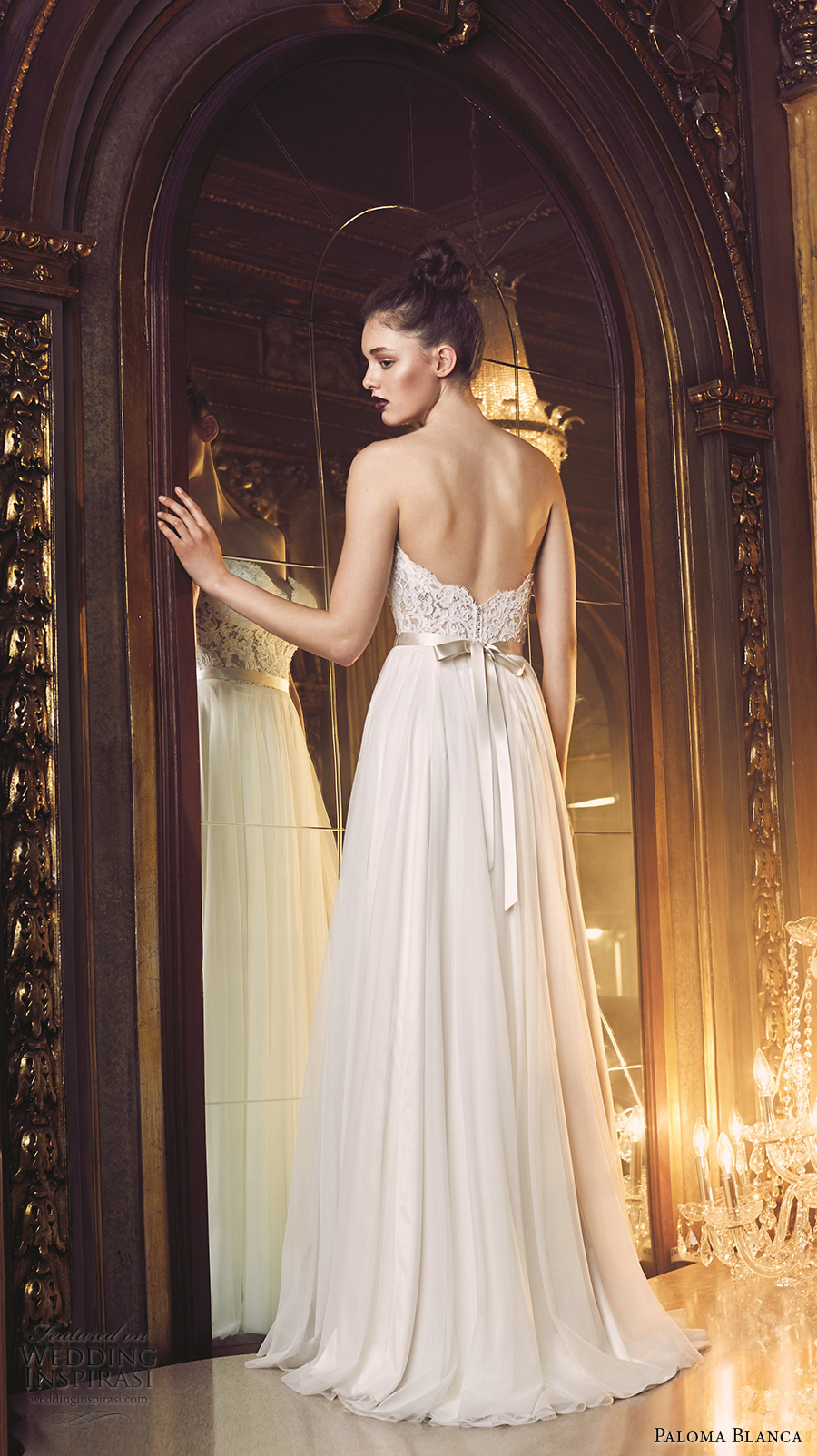 Paloma Blanca Wedding Dresses For Sale 48 Cool paloma blanca fall bridal