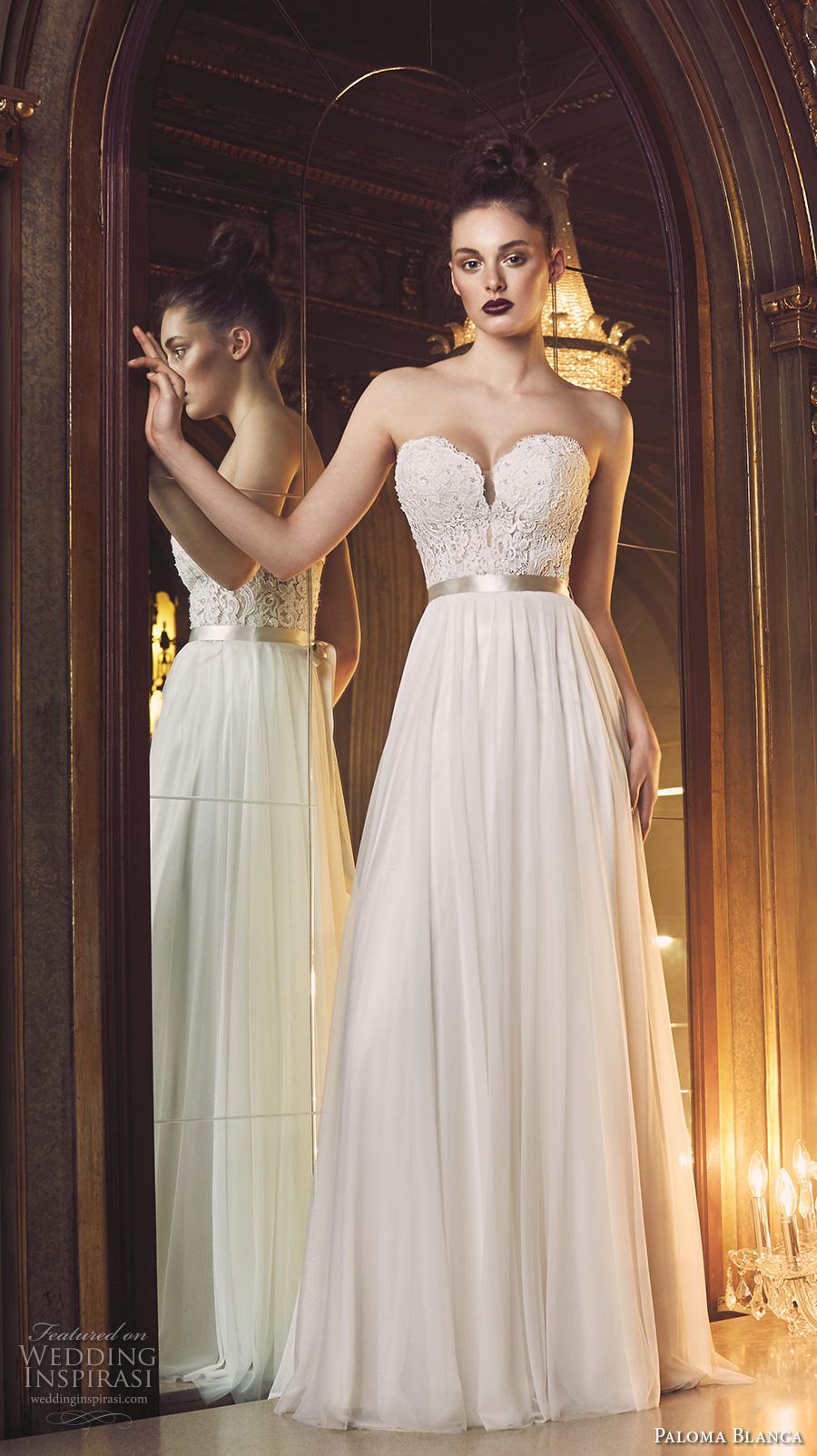 Paloma Blanca Wedding Dresses For Sale 39 Cute paloma blanca fall bridal