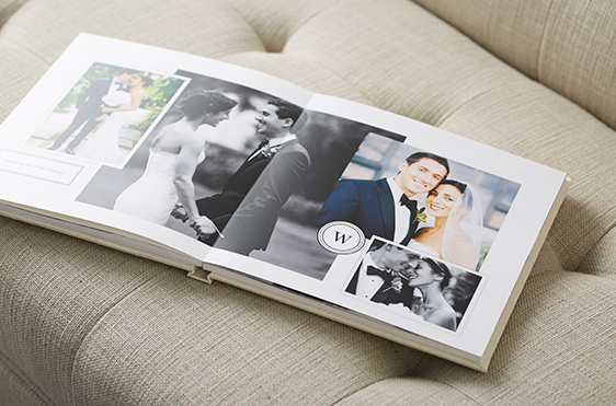 Shutterfly Wedding Photo Book Album Style Classic Theme Premium Thick Layflat Pages