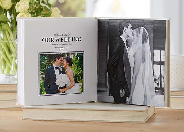 Photobook Cover Ideas : Tell your love story with shutterfly wedding photo books
