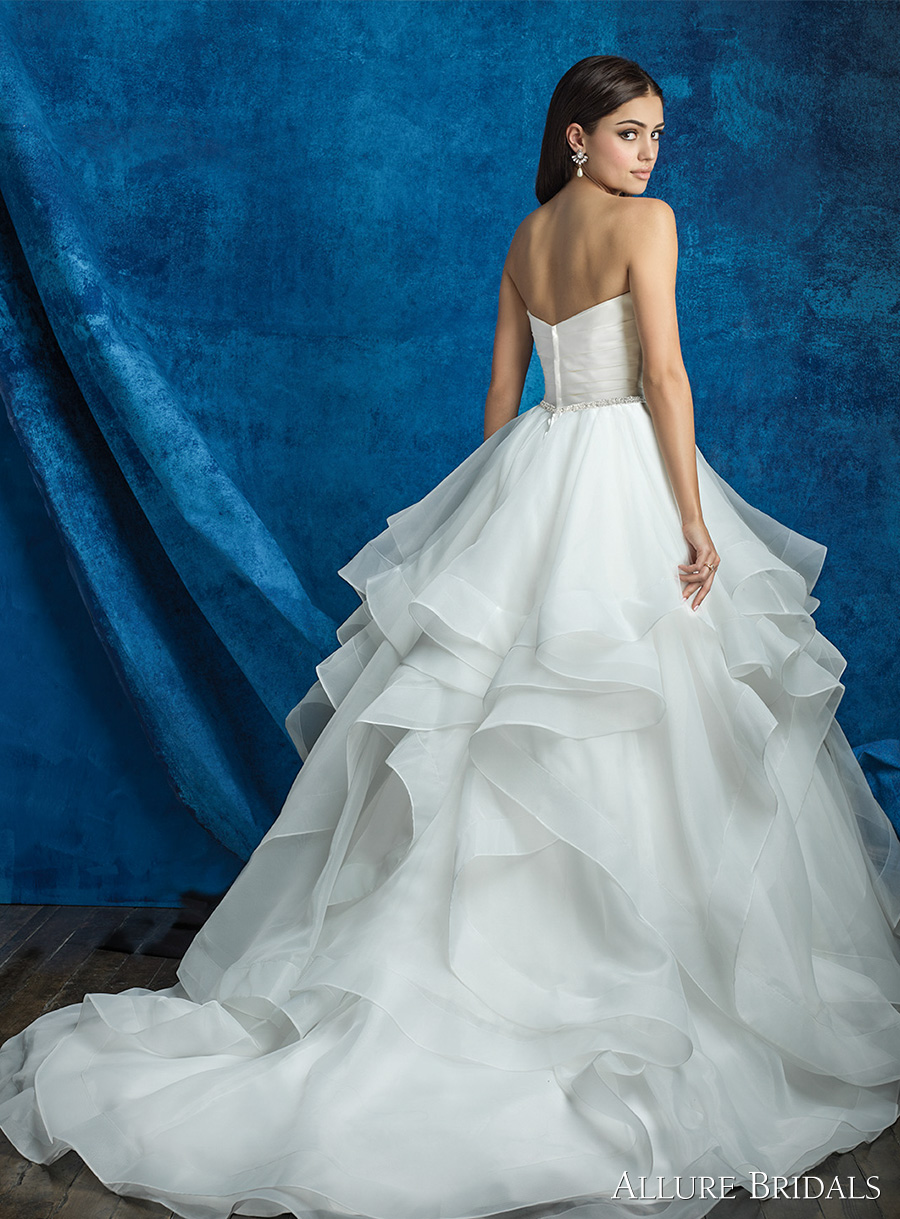 Allure Bridals Mix And Match Collection Create Gorgeous Custom