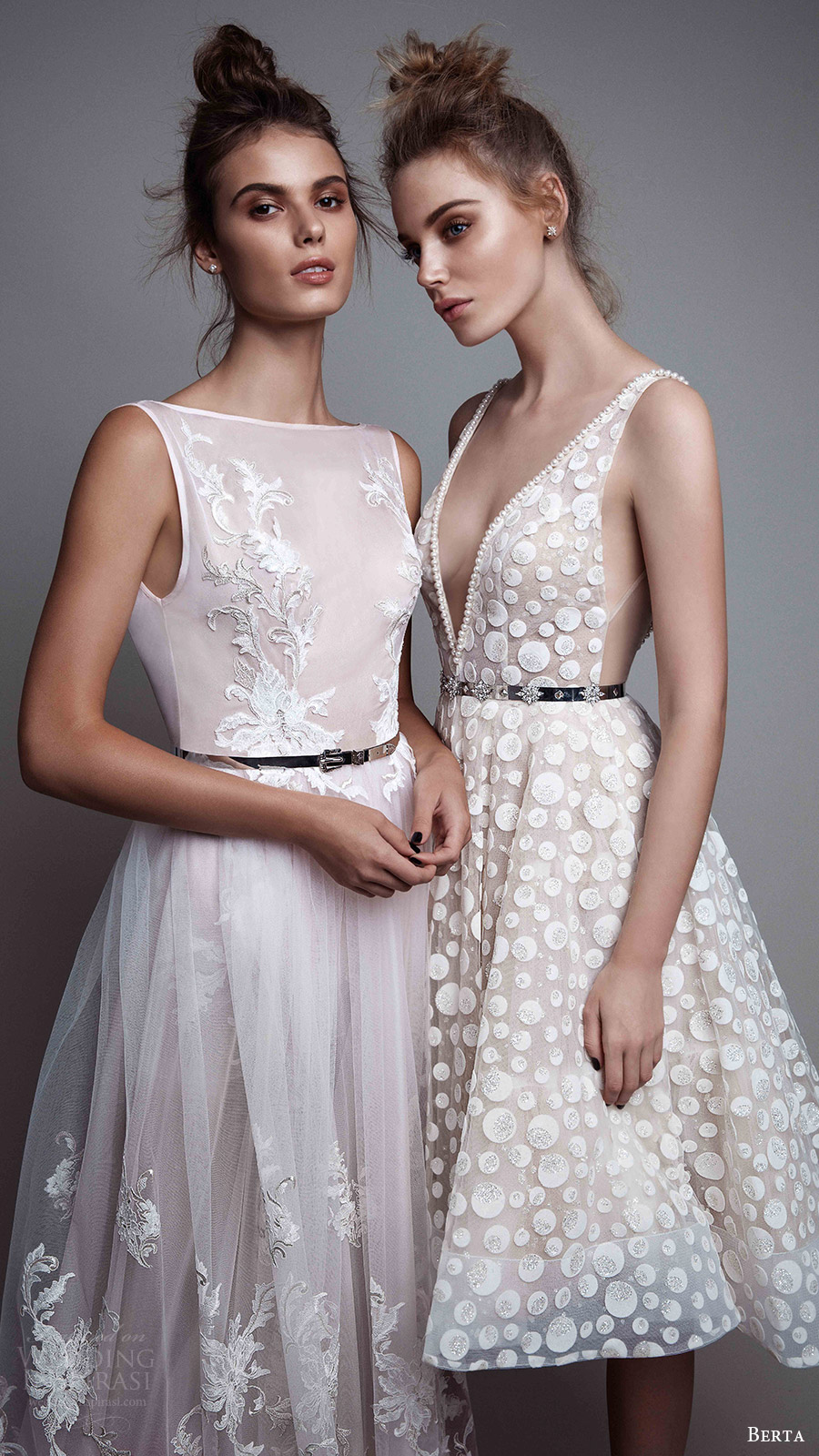 Berta Fall 2017 Ready-to-Wear Collection | Wedding Inspirasi