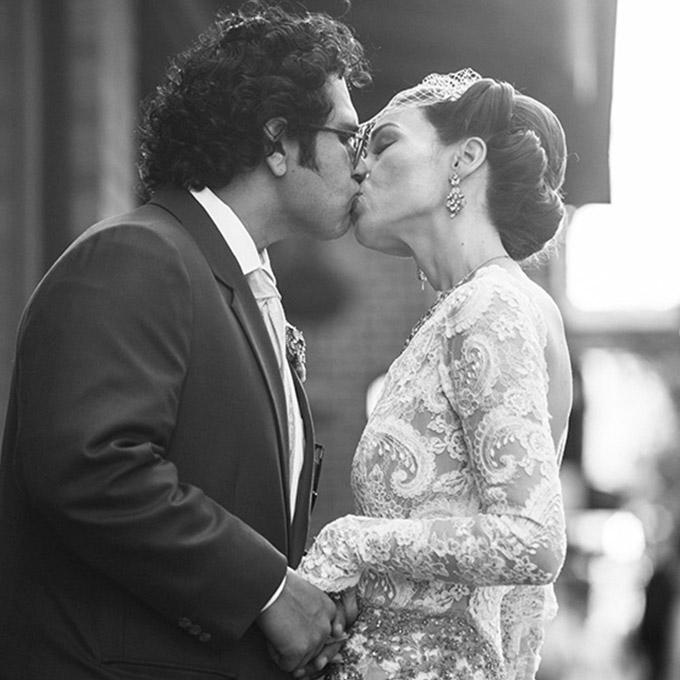 Beautiful bride in portland oregon