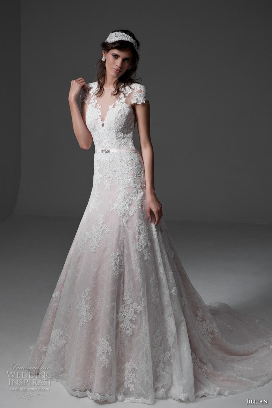 Jillian 2017 wedding dresses artemisia bridal for Drop sleeve wedding dress