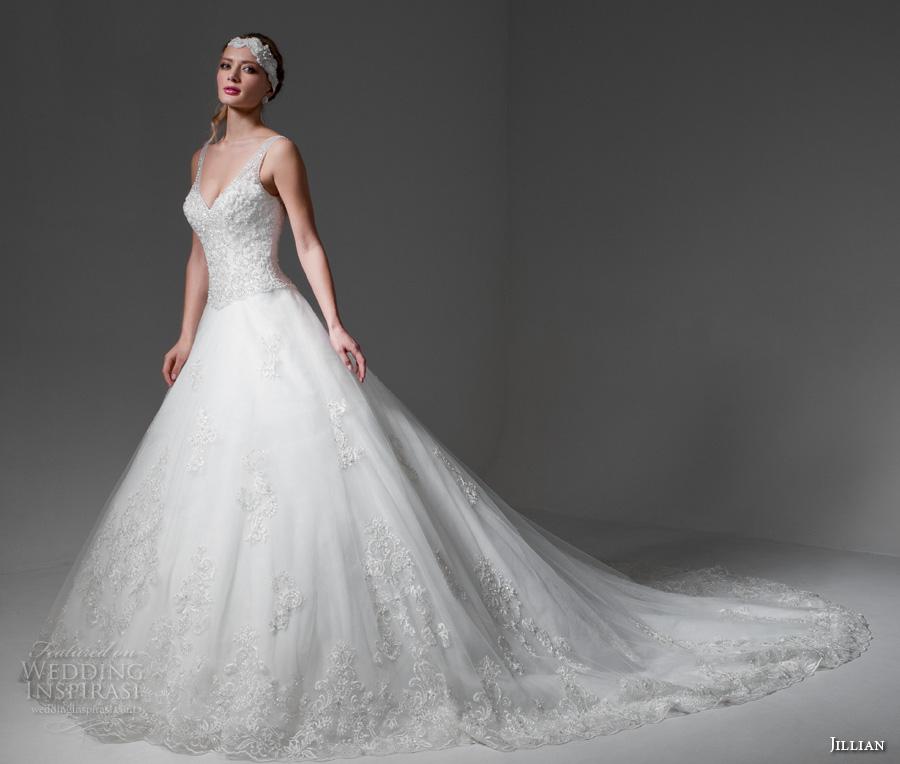 Royal Blue And White Wedding Dresses 28 Good jillian bridal sleeveless v