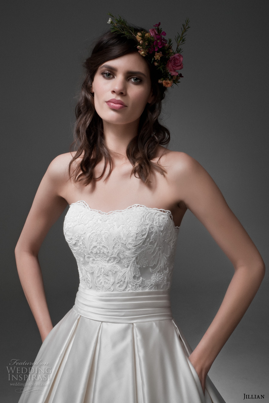 Jillian 2017 Wedding Dresses Artemisia Bridal
