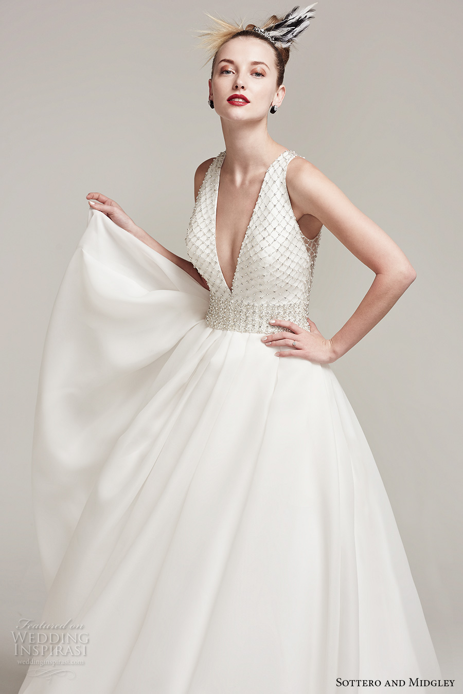 Sottero And Midgley Fall 2016 Wedding Dresses Am Lie